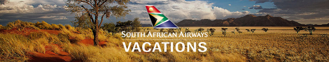 South African Airways Honeymoon Registry